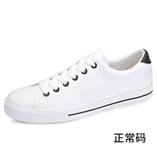Wuyulunbi@ Primavera e Autunno Calzature Calzature sportive Calzature bianco Bianco
