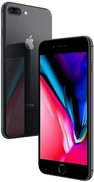 Apple iPhone 8 Plus 256GB Space Grau (Generalüberholt)