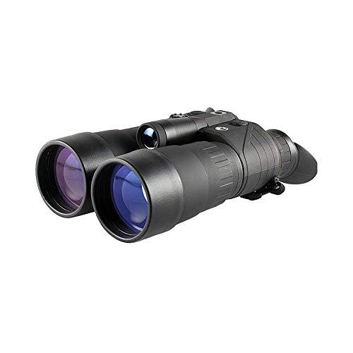 Dispositivo de visión Nocturna Edge GS 2,7x 50l con Integrado de IR Illuminator, CF de Tubo de Super Generación 1+.