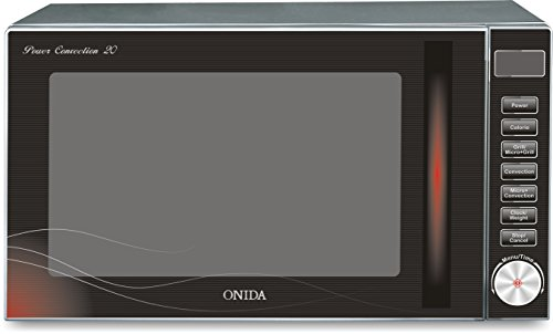 Onida 20 L Convection Microwave Oven (mo20cjp27b, Black)