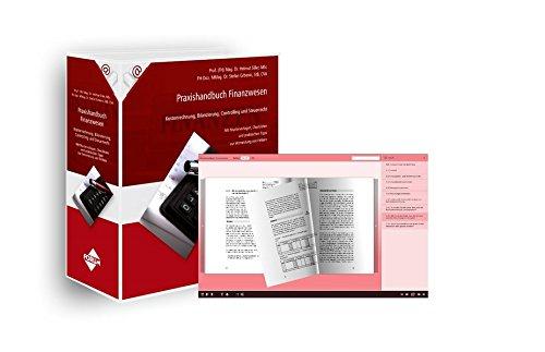 Premium - Ausgabe Praxishandbuch Finanzwesen (Print-Ausgabe + E-Book): Kostenrechnung, Bilanzierung, Controlling und Steuerrecht