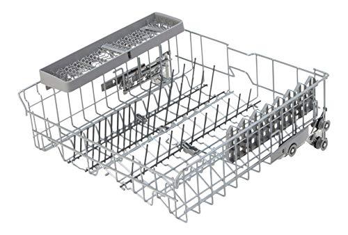 DREHFLEX -Geschirrkorb/Korb für diverse Spülmaschinen aus dem Hause Bosch/Siemens/Neff/Constructa - passt für Teile-Nr. 00770441/770441 auch für 685076/00685076