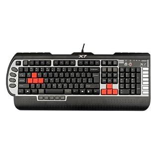 A4 Tech X7-G800V PC/Mac, Keyboard