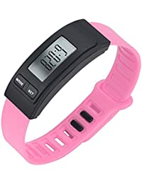 Sport Watch Men,Run Step Watch Bracelet Pedometer Calorie Counter Digital LCD Walking Distance,New Arrivals in Watches,Color