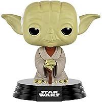 Funko POP! Bobble Colección Star Wars - Figura Dagobah Yoda (10105)