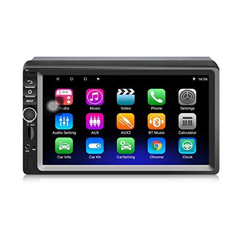 Panlelo S1 MAX Android 8 1 Navigazione GPS 2 Din Car Stereo Auto Radio AM  FM RDS Musica Video Player 1080P Supporto Specchio Link Controllo Volante