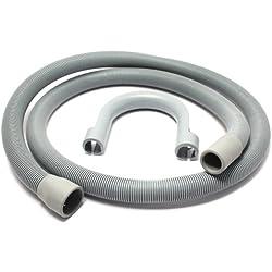 Plumb-Pak - Tubo di scarico per lavatrice e lavastoviglie, 1.5 m