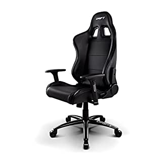 Drift DR200 – DR200B – Silla Gaming, Color Negro