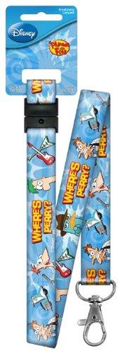Phineas & Ferb Lanyard