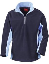 Tech3 Fleece-Sportsweatshirt mit 1/4 Reißverschluss