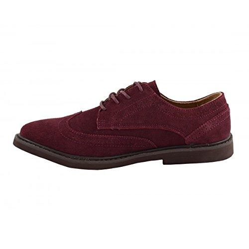 Benavente , Chaussures de ville à lacets pour homme Bordeaux