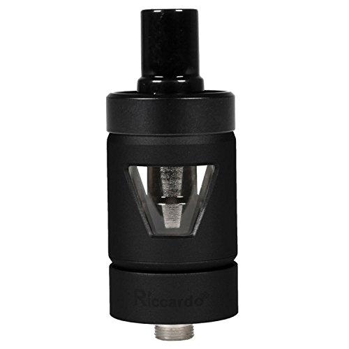 Riccardo TRON-S Clearomizer produced by Joyetech, 4,0 ml, 22 mm Durchmesser, schwarz