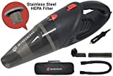 Sidichi car vacuum cleaner - electric 12v 120w - Best Reviews Guide