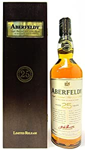 Aberfeldy - Single Highland Malt Scotch - 25 year old Whisky from Aberfeldy