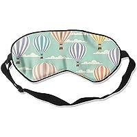 Sleep Eye Mask Balloon Custom Lightweight Soft Blindfold Adjustable Head Strap Eyeshade Travel Eyepatch preisvergleich bei billige-tabletten.eu