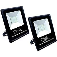 DYA - Faro LED de la línea Apollo, faro para exterior, impermeabilidad IP65,