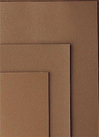 Linolplatten 3er Set, Linolplatte DIN A4, A5 und A6, 3 Linolplatten für Linolschnitt