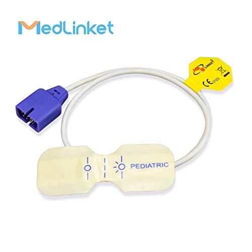 MED LINKET Covidien Nellcor Kompatibler Einweg-SpO2-Sensor – MAX-P