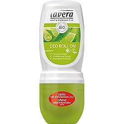 Desodorante roll-on con verbena (4 unidades)
