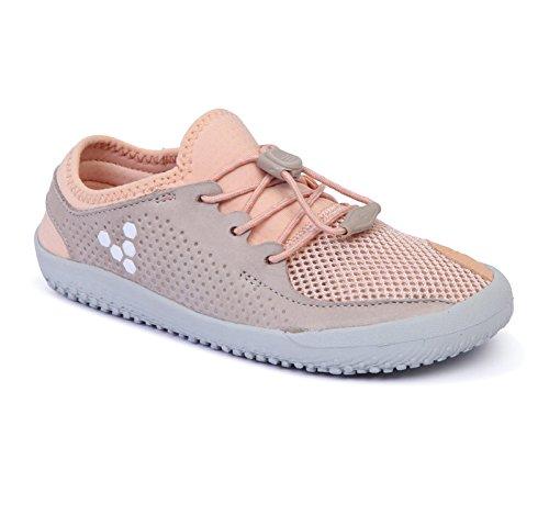 Vivobarefoot Primus Kids 28 rot|pink|beige
