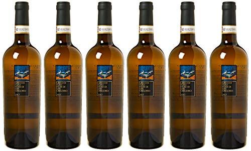 Greco Di Tufo Docg Feudi Vino Bianco - 6 bottiglie da 0.75 cl