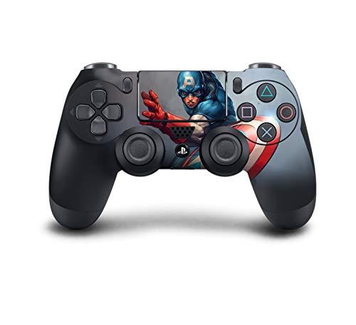 PS4 Dualshock Controller-Schutzfolie für PS4 Controller (PS4-Captain America) - Of Bundle, Duty Ps4 Call Konsole