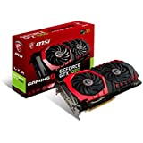 MSI GTX1060 Gaming X 3G Carte graphique Nvidia GeForce GTX 1060 PCI Express x16 3.0