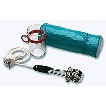 Lagrange 119902 - Resistencia para calentar líquidos (con bolsa de transporte y jarra, 300 W)