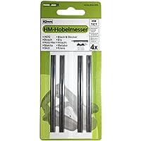 4 Stück HM Wendemesser / Hobelmesser 82mm für Bosch Elektrohobel Hobel PHO 15-82 / PHO 2-82 / PHO 2000