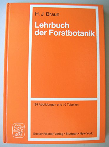 Lehrbuch der Forstbotanik