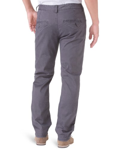 Element Team - Pantalon - Droite - Uni - Homme Noir