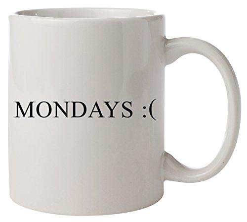 Mondays :( Kaffeetasse