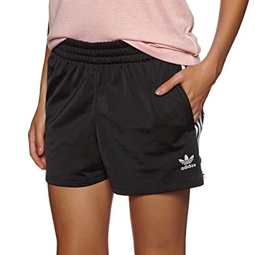 adidas Damen Classic 3-Stripes Shorts, Black, 36