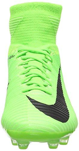 Nike Herren Mercurial Superfly V Ag-Pro Fußballschuhe Grün (Electric Green/black/ghost Green/white)