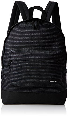 Quiksilver Everyday Edition Zaino Casual, 32 cm, Nero