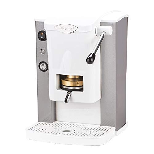 Macchina Da Caffè Faber Italia Modello Mini Slot Più 50 Cialde Feelcoffee (GRIGIO)