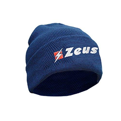Zeus Cappello in lana Reversibile Doubleface Taglia Unica