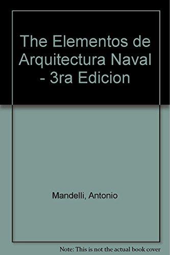 Descargar Libro Libro Elementos de arquitectura naval de Antonio Mandelli
