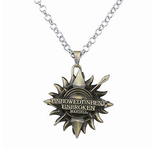 lureme-jeu-de-trones-inspire-maison-nymeros-martell-collier-bronze-antique-nl005383-2