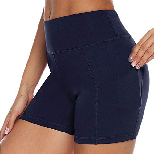 Jumper Bloomers (Setsail Damen Mode Hosen Pure Color High Strength Quick Dry Sport Laufen Fitness Yoga Shorts)