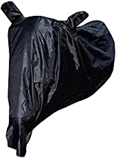 Guance Waterproof Black Two Wheeler Cover for Universal for TVS Ntorq 125