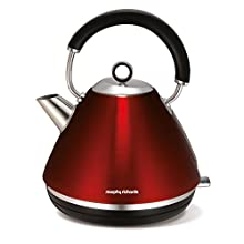 Morphy Richards Electric Kettle New Accents-red 102004
