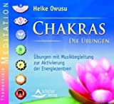Chakras, Audio-CDs, Die Übungen, 1 Audio-CD - Heike Owusu