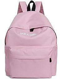 Bolsos Para mujer, RETUROM Bolso de lona de la muchacha mochila bandolera para viajes escolares