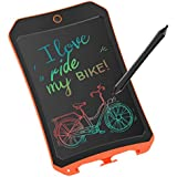 """JRD&BS WINL Colorful LCD Electronic Writing Tablet Toys for 4-9Year Old Boys, Teen Boy Girl Birthday Presents Gifts,8.5"""" Handwriting Paper Drawing Tablet at Home and Outdoor(Orange)"""