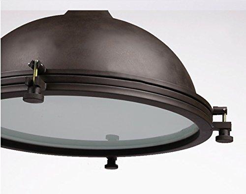 Plafoniere Soffitto Industriali : Louvra lampada a sospensione da soffitto modello vintage