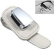 GoolRC Glasses Holders for Car Visor Sunglasses Holder Clip Hanger Eyeglasses Mount