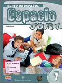 Espacio joven. Per la Scuola media. Con DVD-ROM. Con espansione online: 1