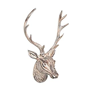 Melody Maison Wall Mounted Stag Head