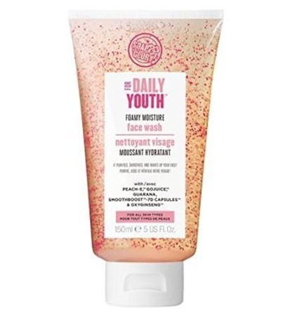 Soap And Glory For Daily Youth Foamy Moisture Face Wash 150ml